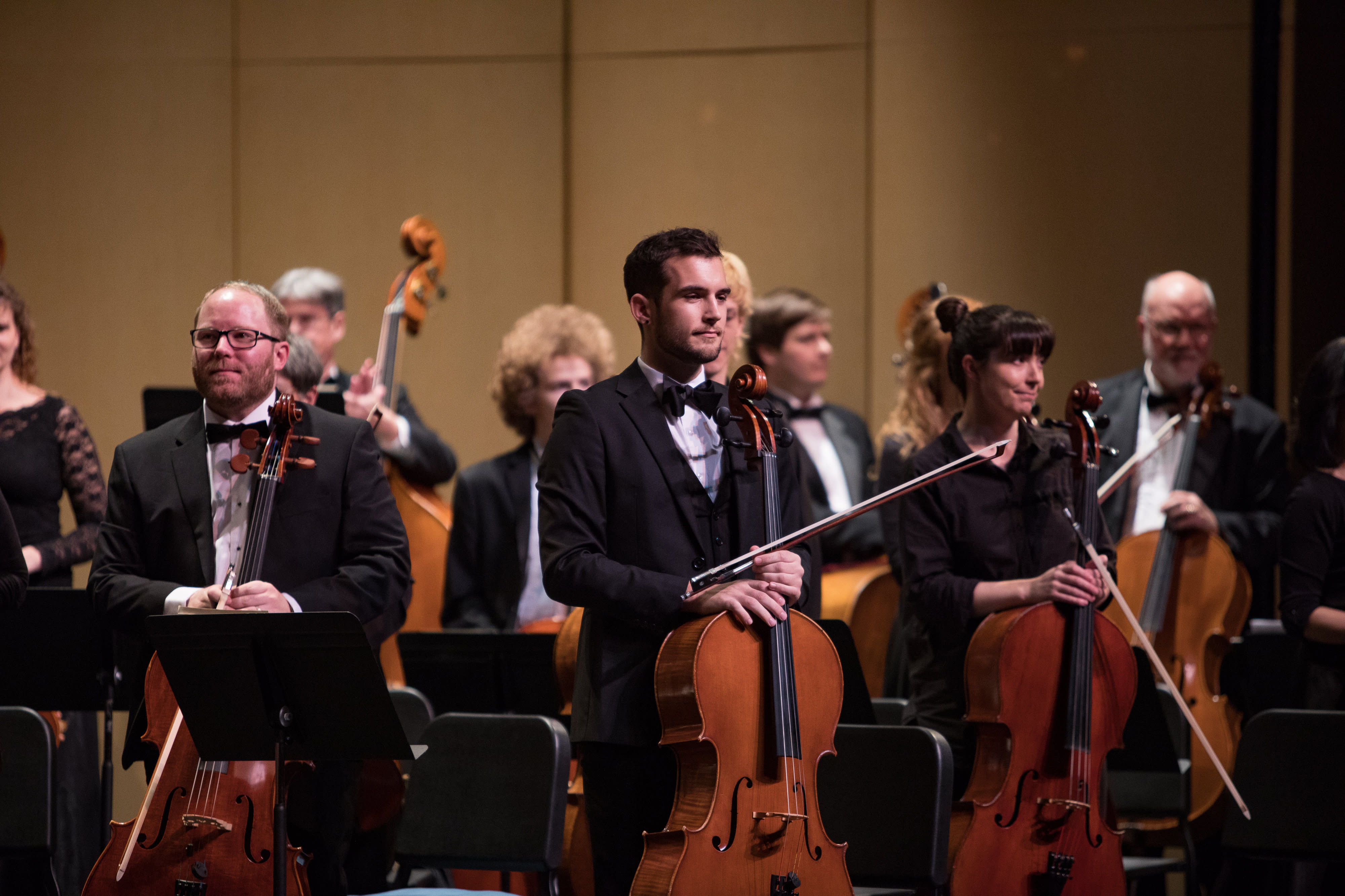 South Puget Sound College Orchestra High Brow And Low Brow