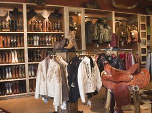 95f4268eeb0e1 Burns Cowboy Shop Ladies Department