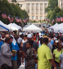 African American Cultural Festival of Raleigh and Wake