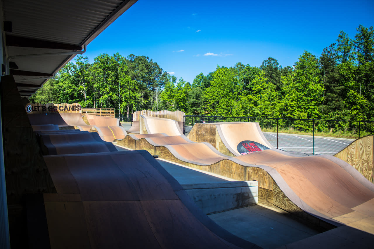 Daniel Dhers Action Sports Complex | Holly Springs, NC 27540