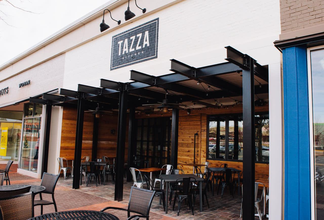 Tazza Kitchen Cameron Village Raleigh Nc 27605