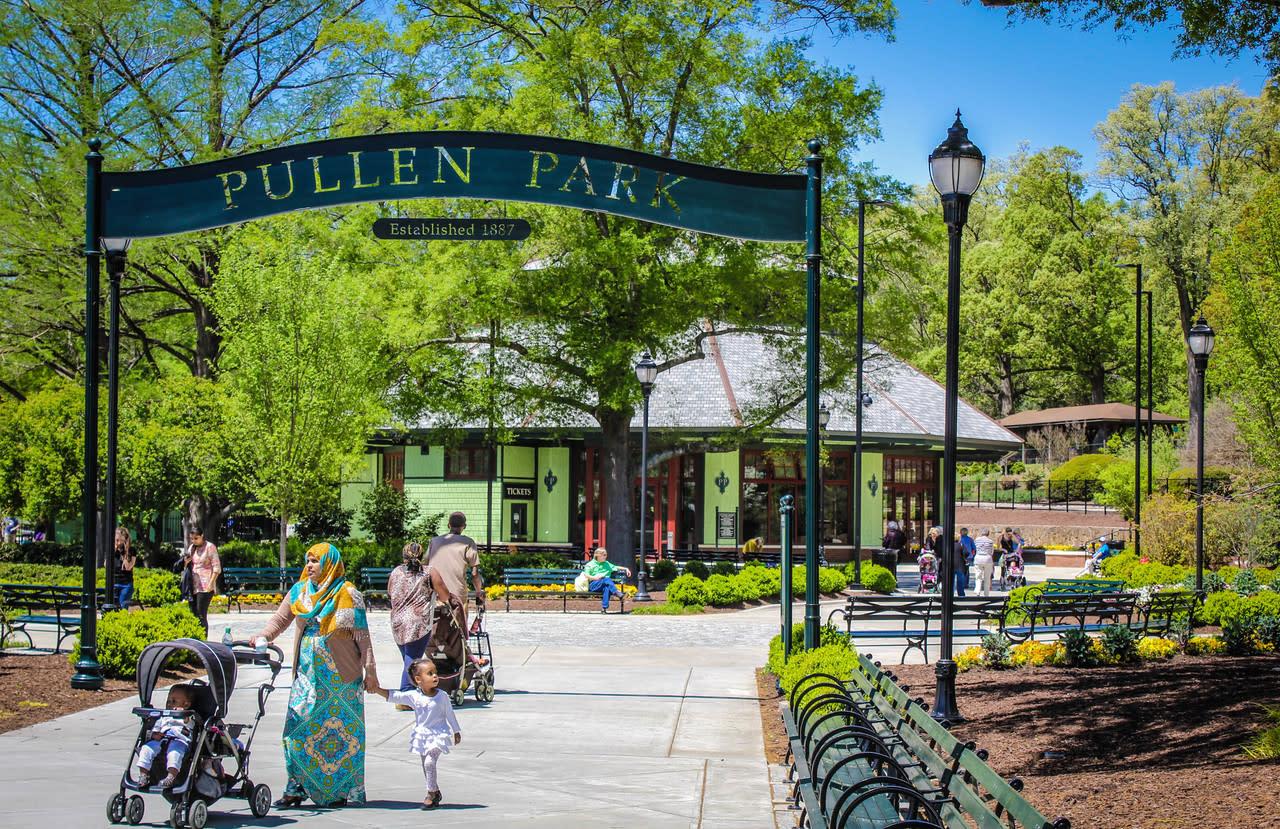 Pullen Park | Raleigh, NC 27606