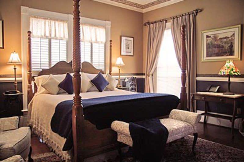 The Oaks Victorian Inn Christiansburg Va 24073