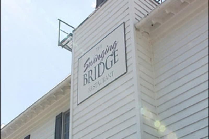 The Swinging Bridge Restaurant Paint Bank Va 24131