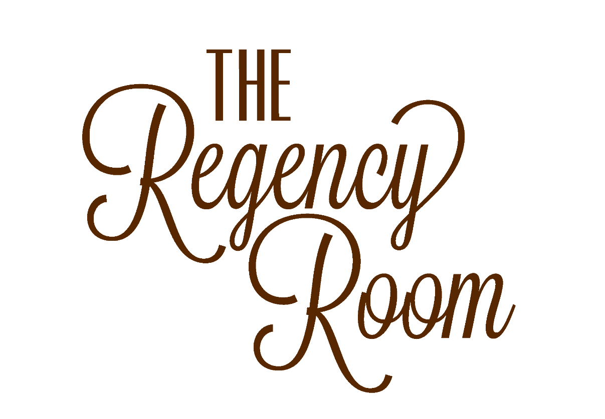 The Regency Room New Logo