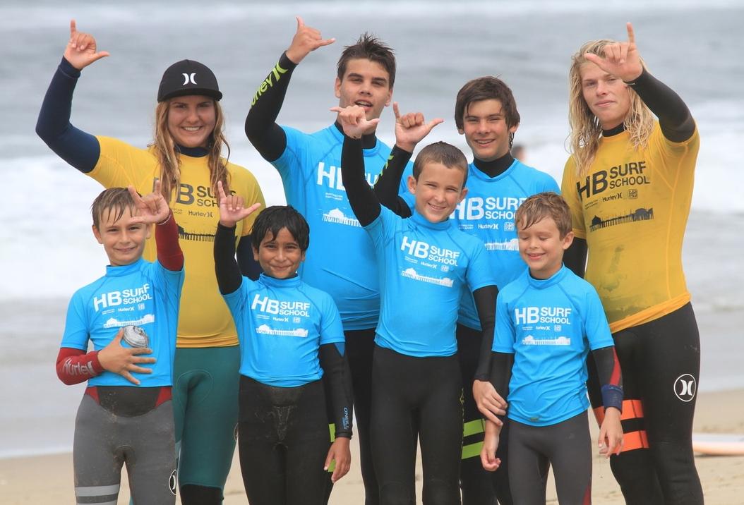 Hb Surf School