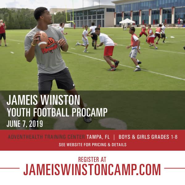 Jameis Winston Football ProCamp