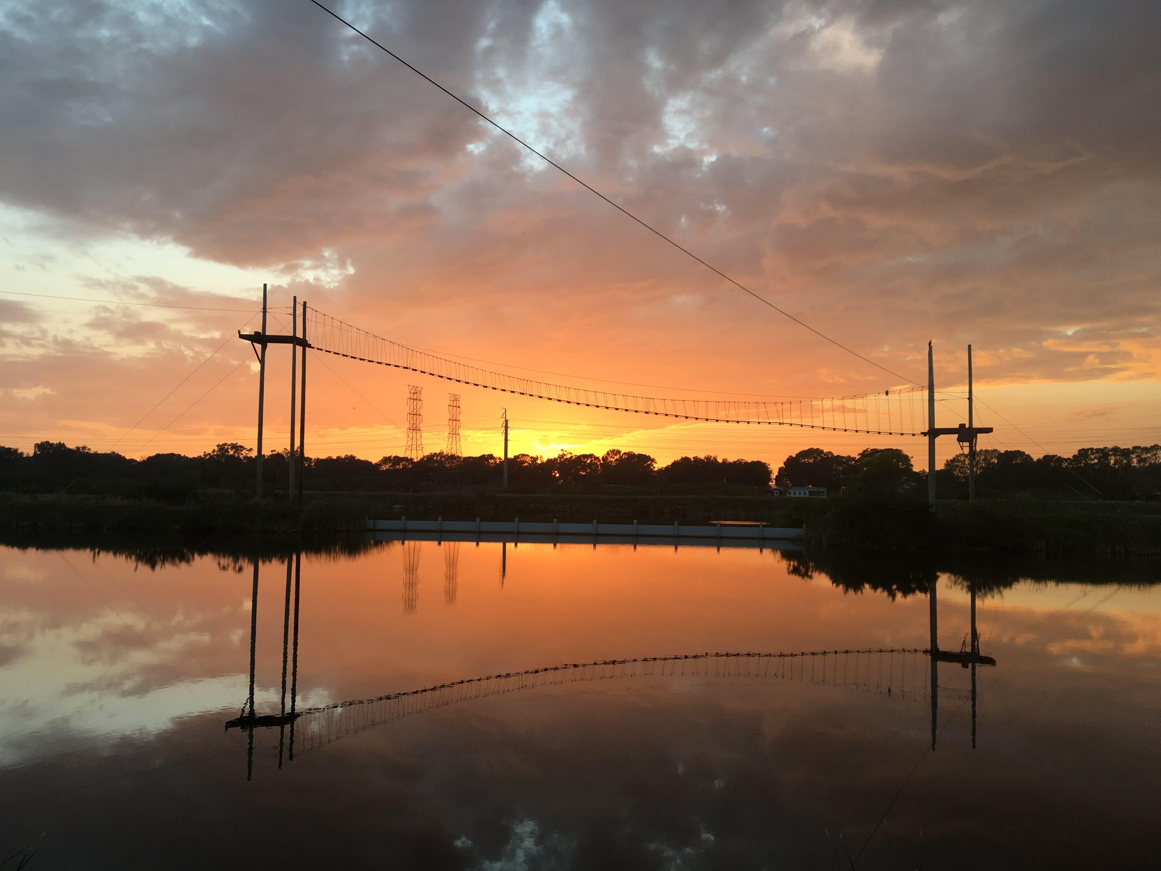 Sunset Zip Line Adventures