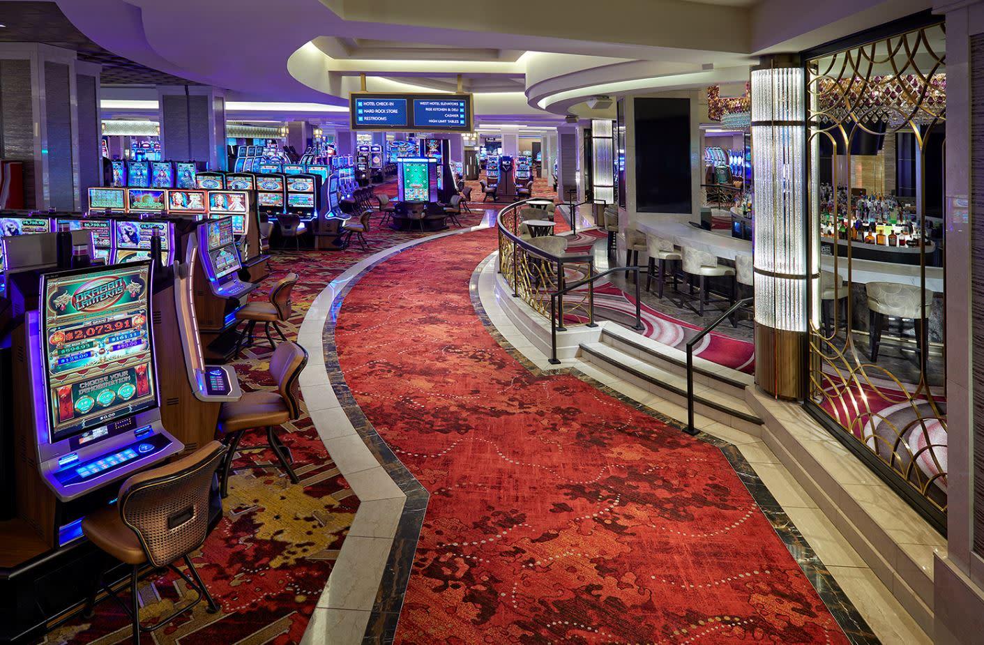 Hard rock casino tampa history atlantic city casino parking costs