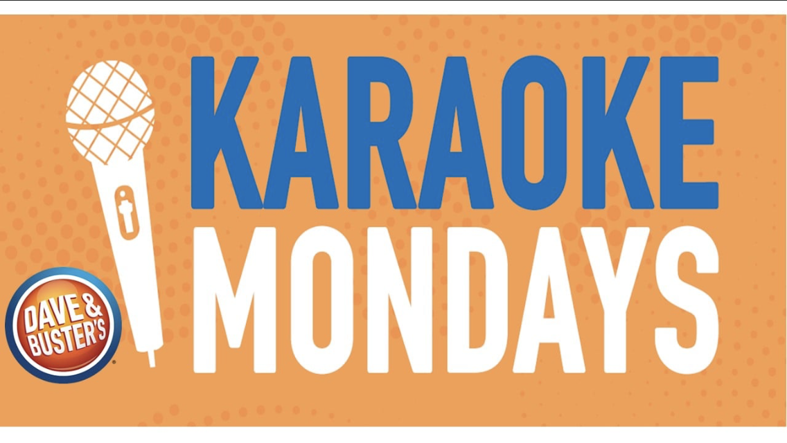 Karaoke Monday's with Unlimited Game Play!