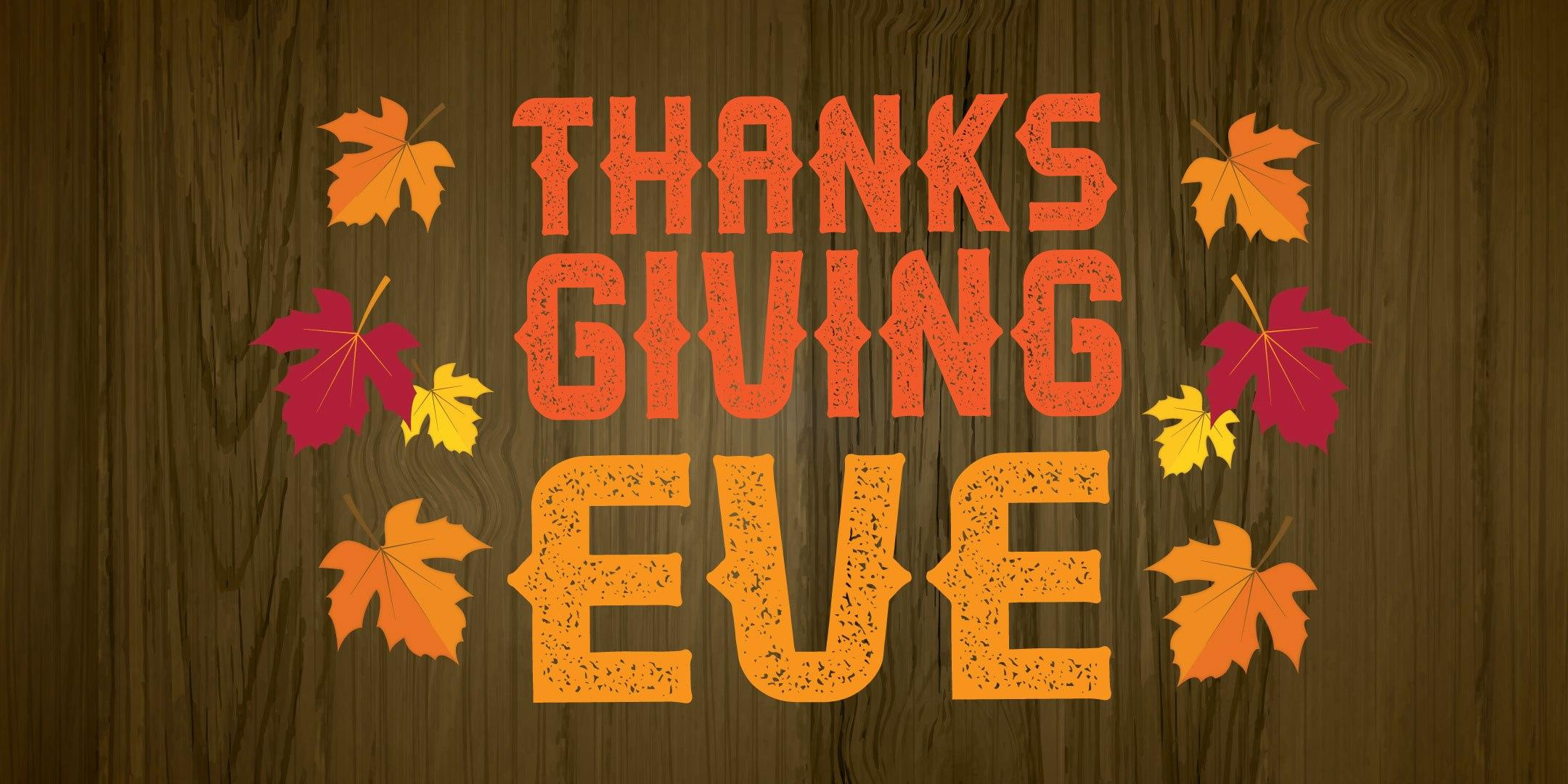 Image result for thanksgiving eve