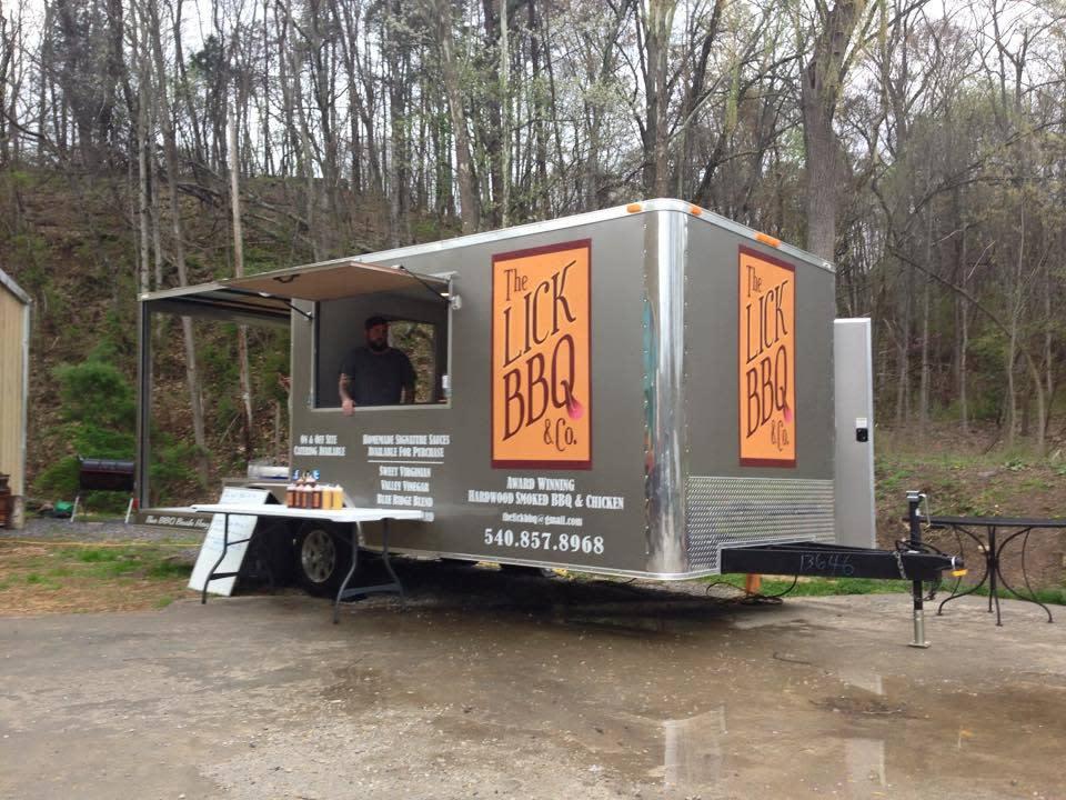 The Lick Bbq Company Roanoke Va