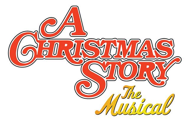 A Christmas Story Musical.A Christmas Story The Musical
