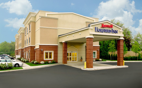 Fairfield Inn by Marriott – Medford