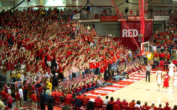 Stony Brook University Indoor Sports Complex