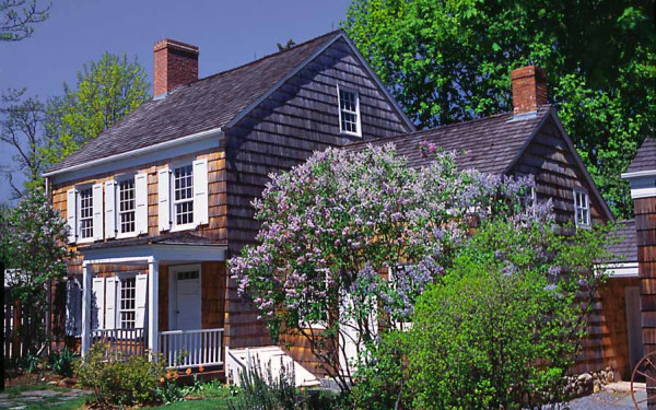 Walt Whitman Birthplace State Historic Site & Interpretive Center