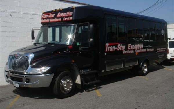 Tran-Star Executive Worldwide Chauffered Services, Inc.