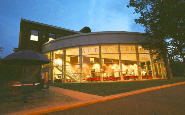 Stony Brook University Student Activites Center and Student Union