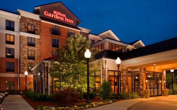 Hilton Garden Inn Stony Brook