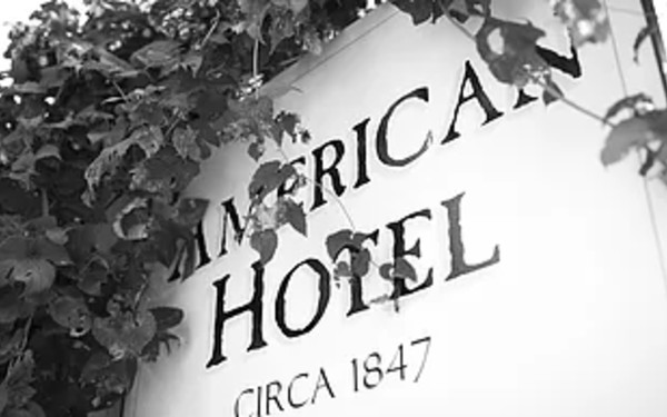 American Hotel, The
