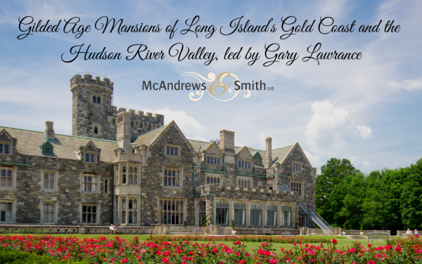 Gilded Age Mansions of Long Island's Gold Coast