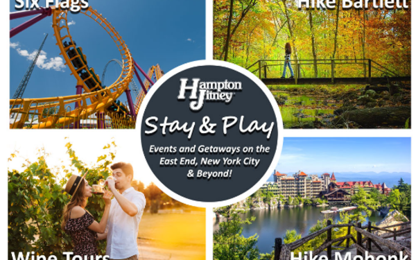 Hampton Jitney Stay and Play Packages, Events and Getaways on the East End, NYC, & Beyond!