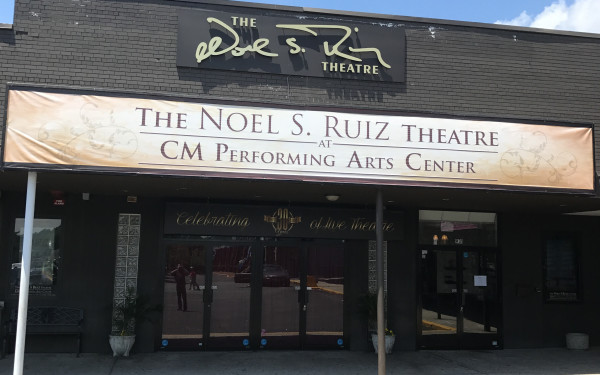 CM Performing Arts Center – Home of The Noel S. Ruiz Theatre and The Onyx Theatre