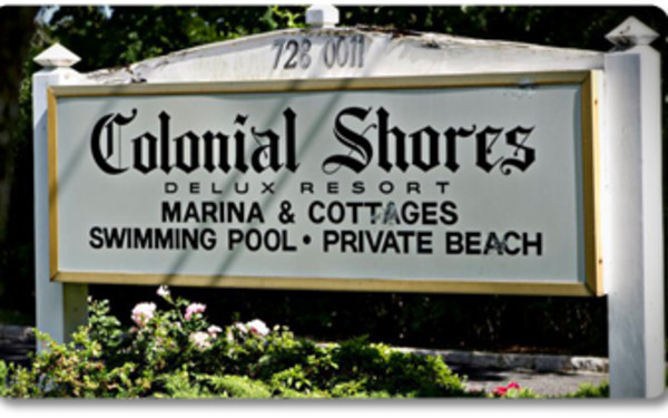 Colonial Shores Cottages & Marina