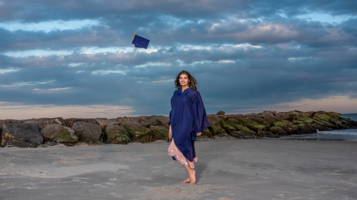 Senior Portraits for High School and College Students