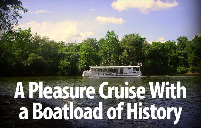Summer Cruising on the Erie Canal