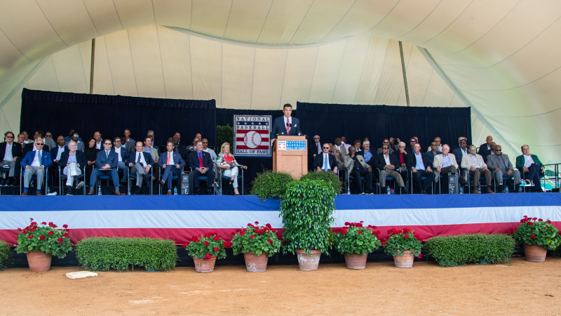 2020 Baseball Hall of Fame Induction Weekend