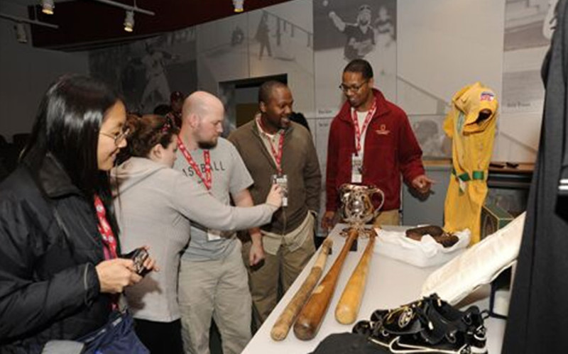 National Baseball Hall of Fame: Custom Tour Experience