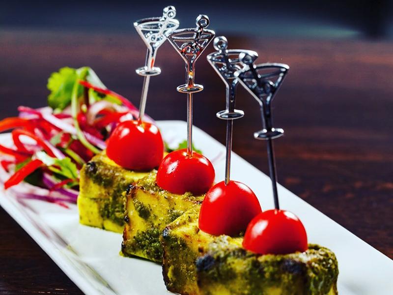 Noor Mahal Restaurant - Haryali Paneer Tikka