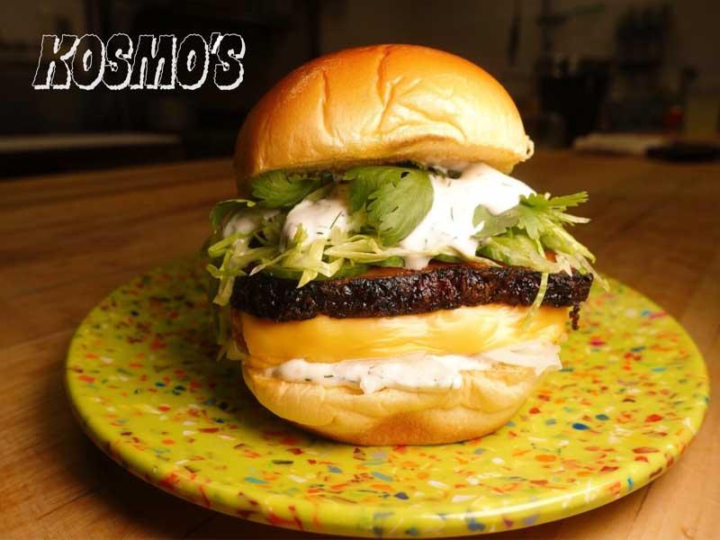 © Kosmos Space Cowboy Food Cantina