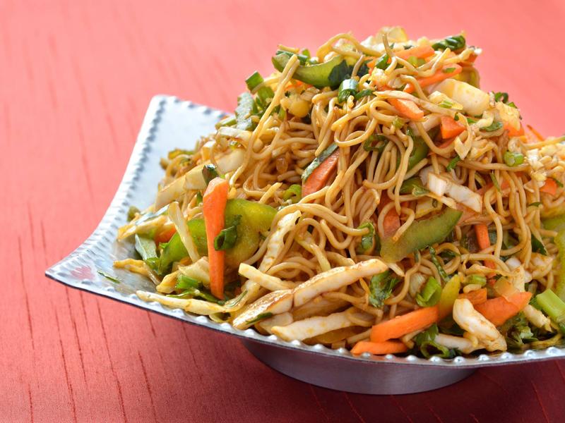 Clay Oven Restaurant - Shaw Park - Hakka Chicken Noodles