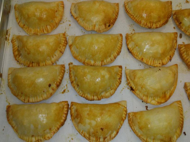 Dolce Bake Shop - Tuna Empanada