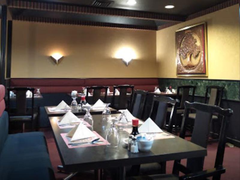 Marigold Restaurant Dining by Scott MacAuley, May 2018