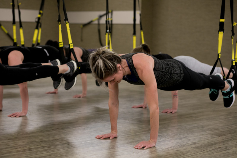 TRX is an excellent cross training method to use as your primary workout or alongside yoga and other fitness activities. Each TRX class is an efficient full body workout, using your own body weight as resistance.