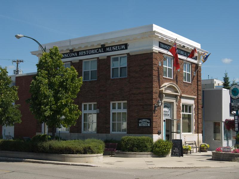 Transcona Museum at 141 Regent Ave. W. in Winnipeg.