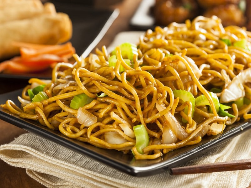 Spicy Noodle House - Chow Meinn Noodles