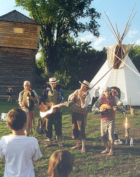 Fort Quartet Band