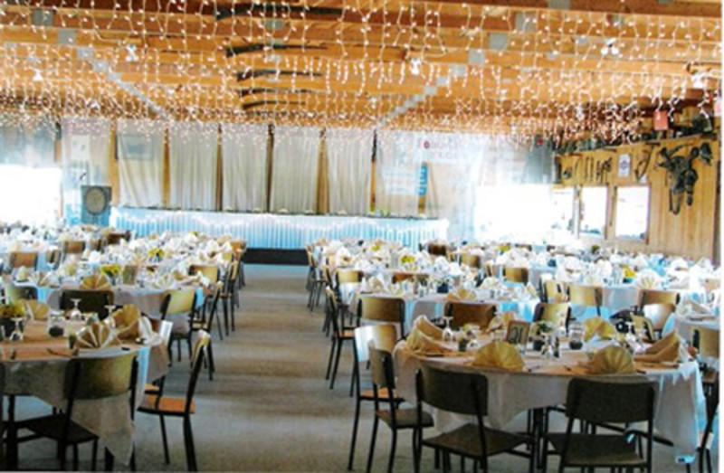 Hall - Wedding Set-up