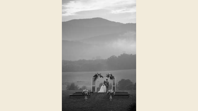 Albemarle County Wedding