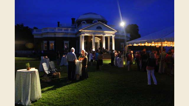 Monticello Evening
