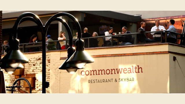 Commonwealth Restaurant & Skybar