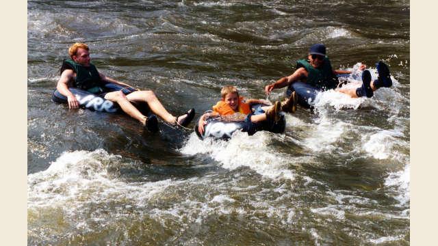James River Tubing
