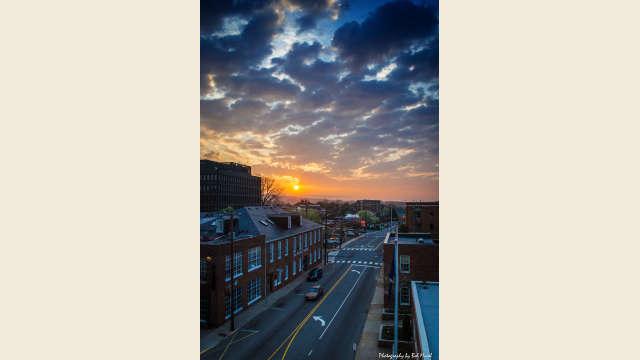 Market Street Sunrise