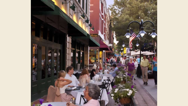 Downtown Mall Dining