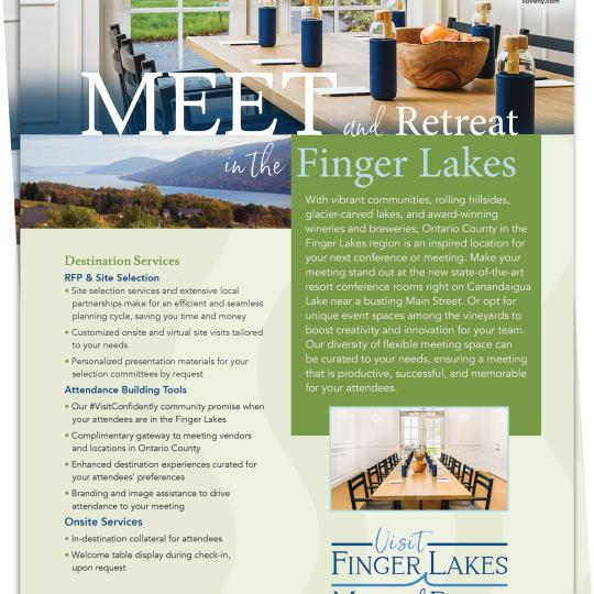 Your guide to a Finger Lakes Meeting