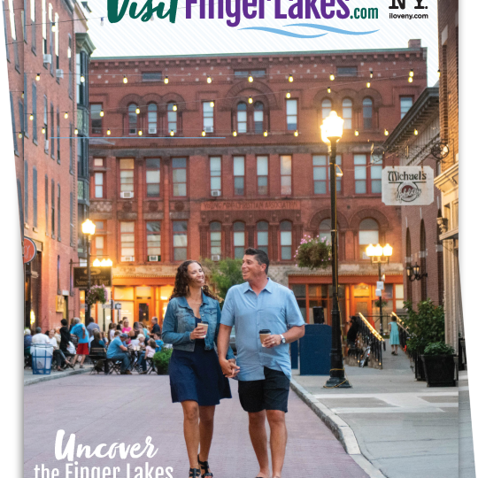 Uncover the Finger Lakes - A Guide to Ontario County